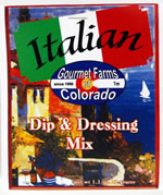 Italian Dressing & Dip Mix